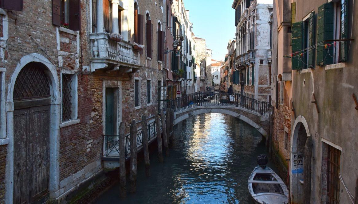 Building Venice