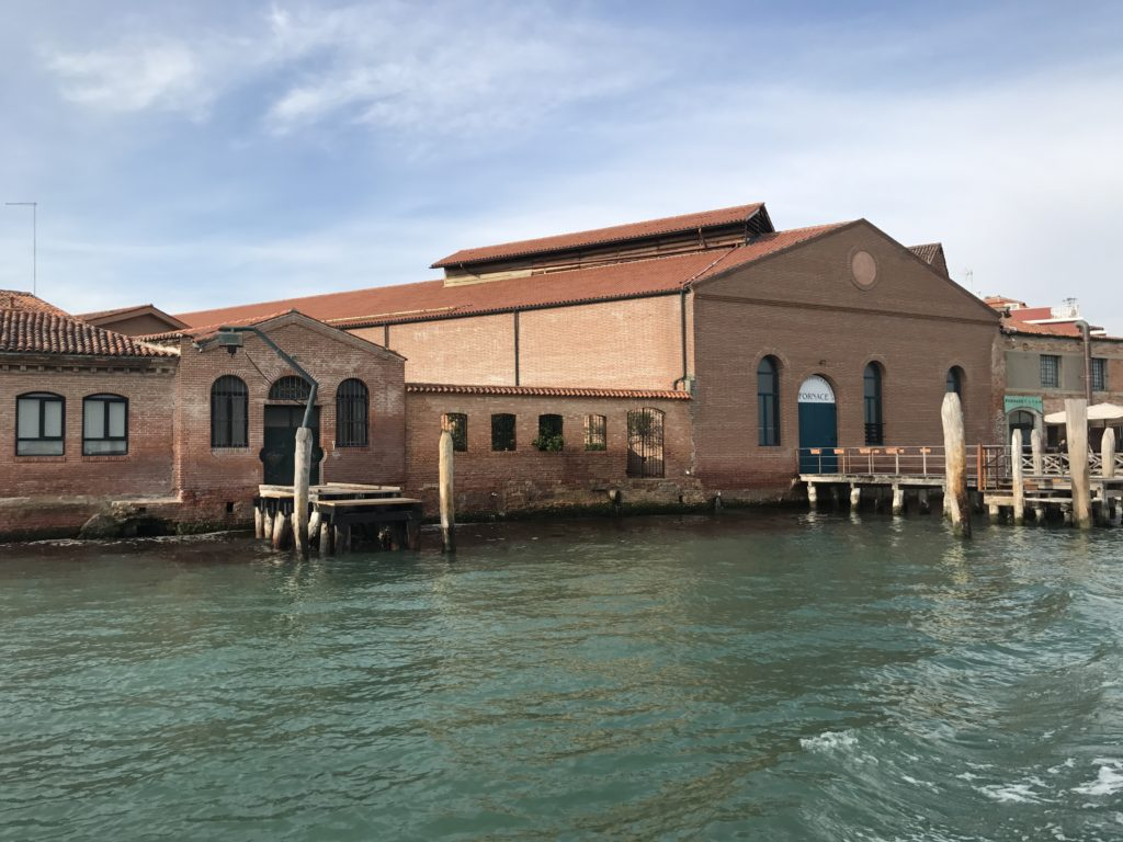 The side of a building in Murano. It's amazing how this island mad by ancient farmers, escaping war, could last for over 2000 years!
