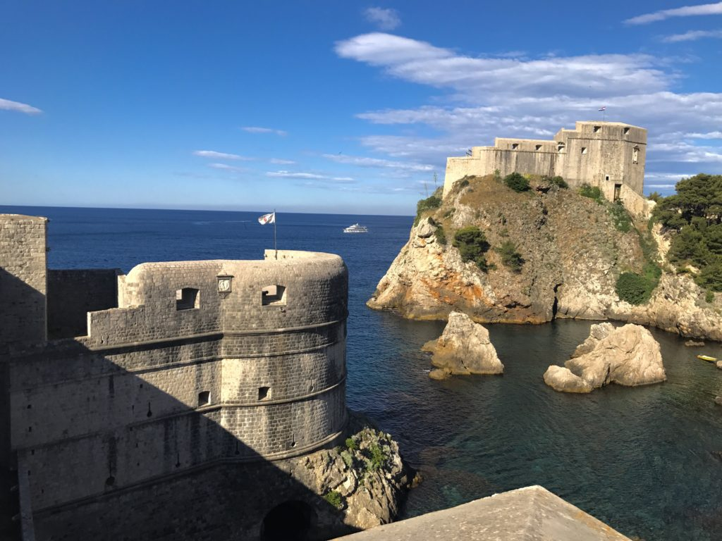 Views from Dubrovnik wall