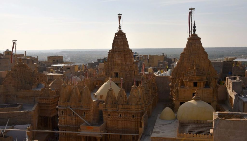 Exceptional Jain Temples for Jaisalmer fort