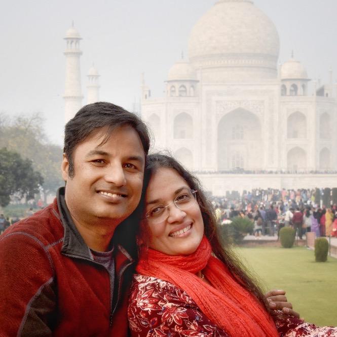 Nirmal and Jyoti