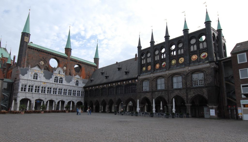Lubeck and Kiel, Germany