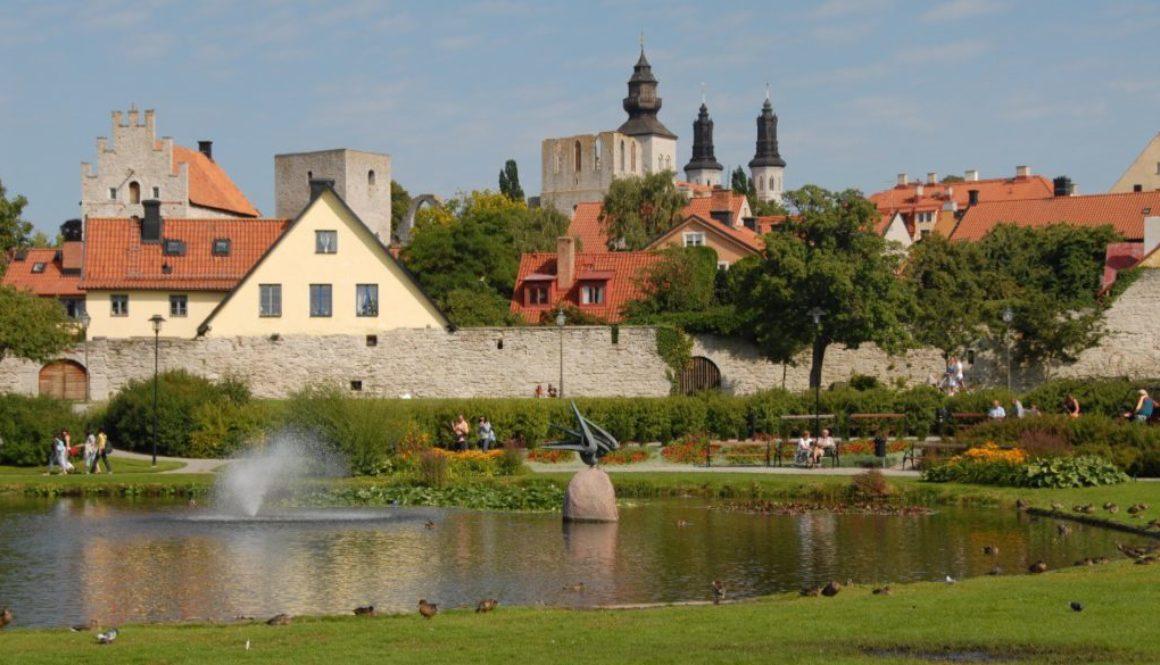 Gotland and Stockholm - Sweden