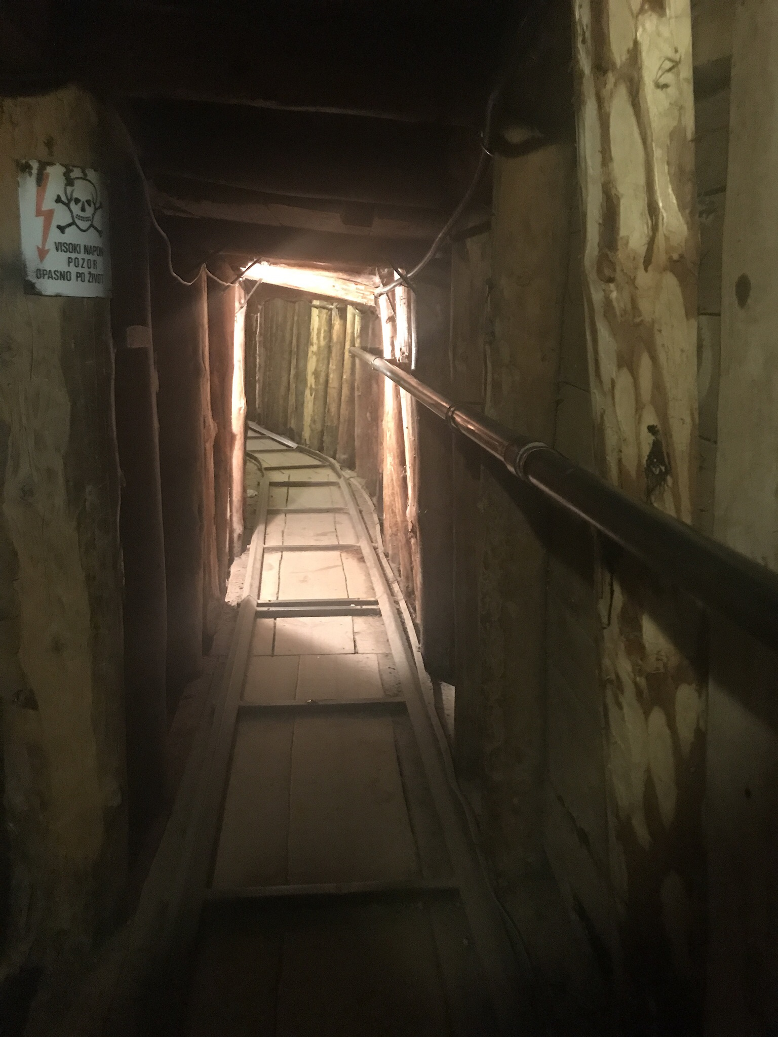 The tunnel that kept Sarajevo under Siege alive