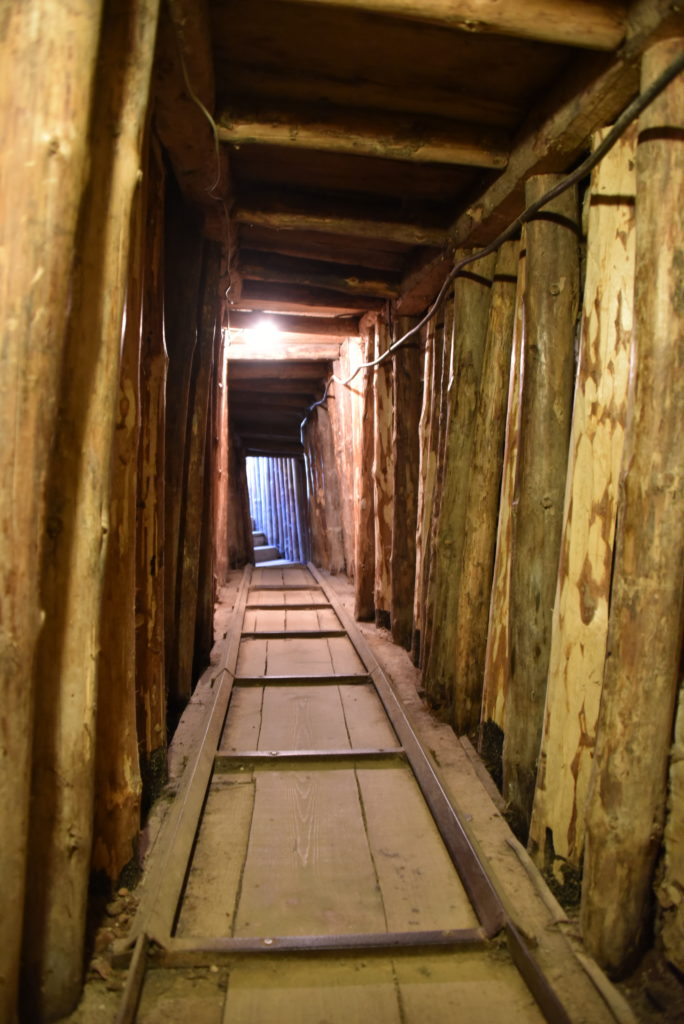 Sarajevo's Tunnel of Hope