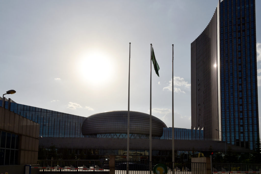 Addis Ababa is home to the parliament of the African Union