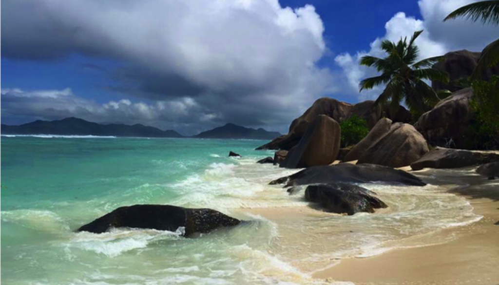 Seychelles 12 rocks