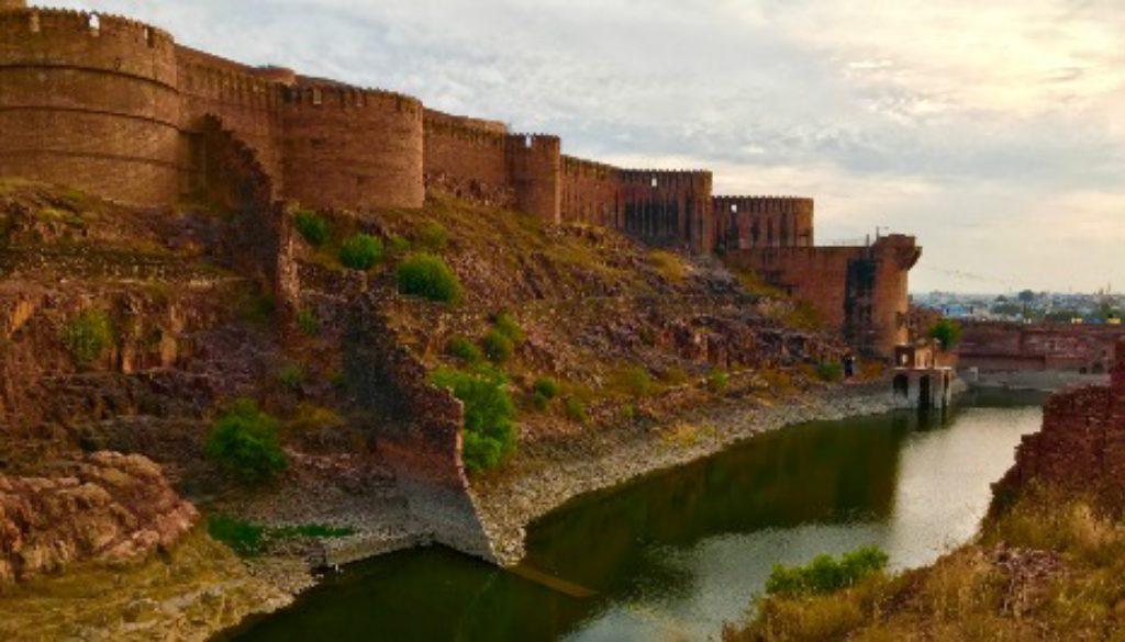 Mehrangarh fort 466x266