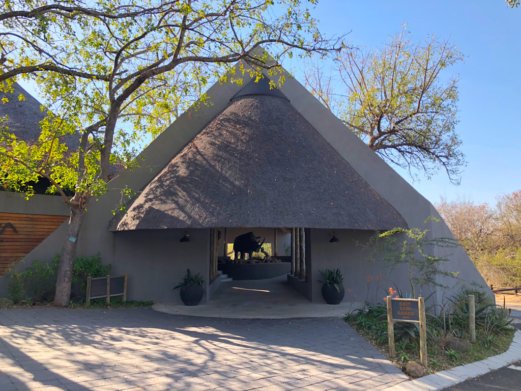 I vote Kruger National Park Airport in Skukuza and the cutest and prettiest airport.