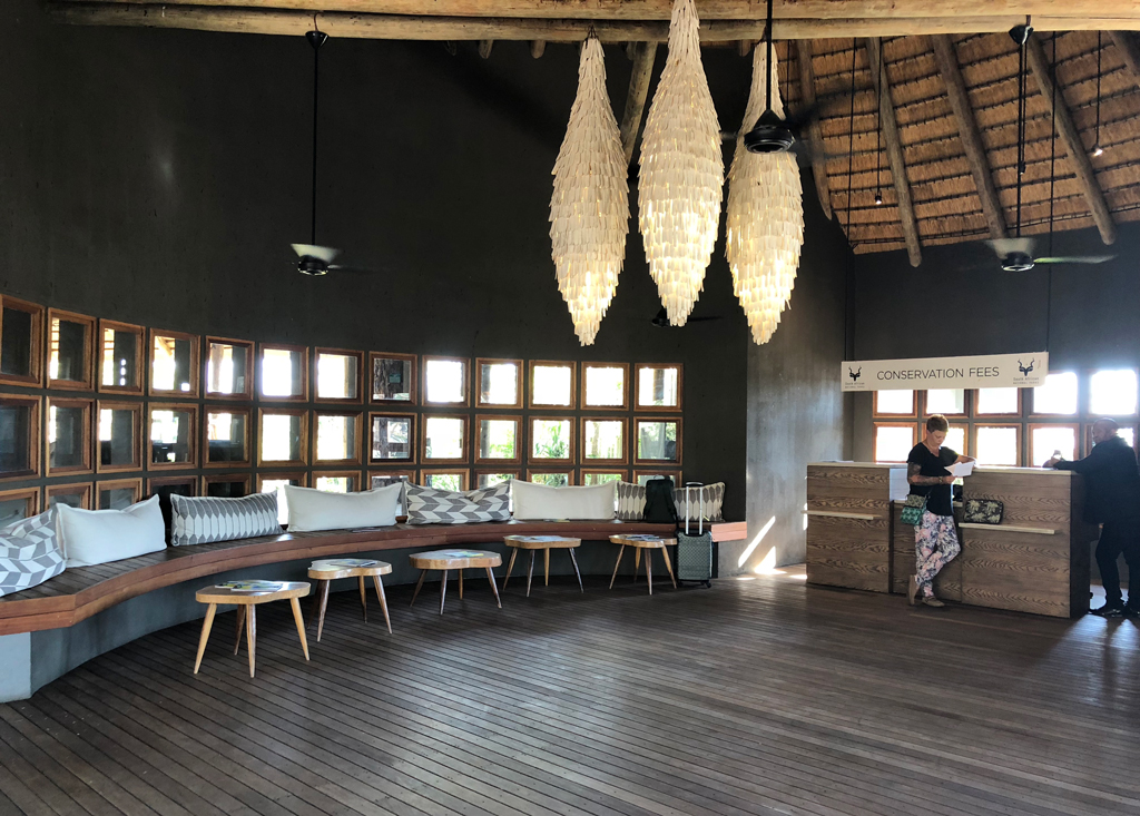 Kruger National Park Airport in Skukuza , the Cutest Little