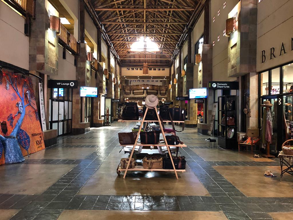 Kruger Mpumalanga airport