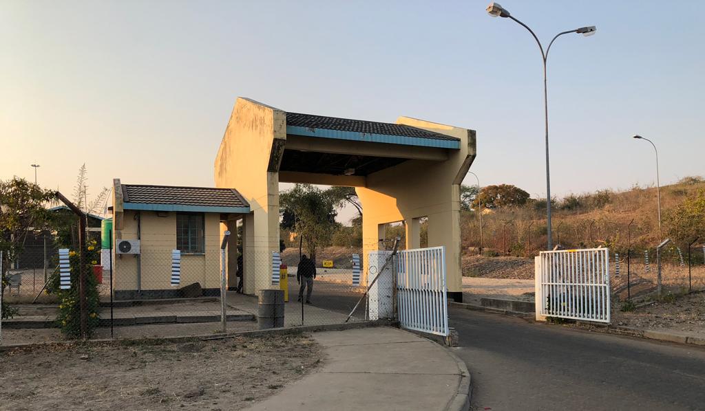 Zimbabwe Botswana Border Crossing