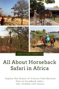 Pin - Horseback safari in Africa