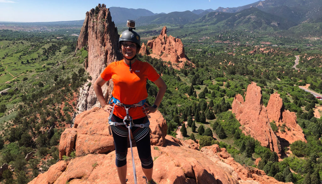How To Love Outdoor Rock Climbing As A Beginner Story At